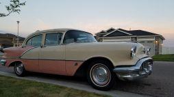 1956 Oldsmobile Super 88 Maybelle