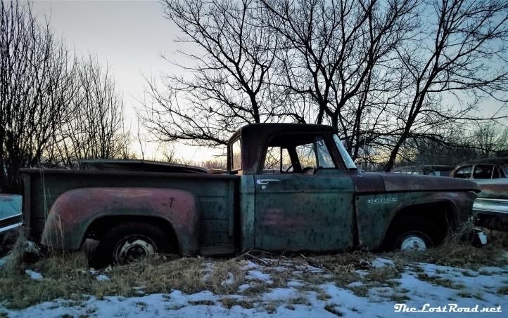 1962 Dodge D100 1