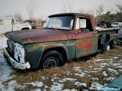 1962 Dodge D100 2