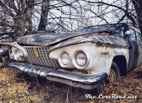 1961 Plymouth Fury Wagon