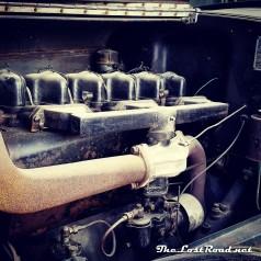 1930 Franklin Aviator engine