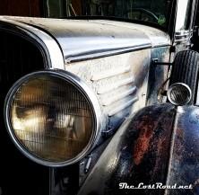 1930 Franklin Aviator Headlight