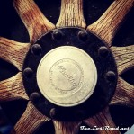 1930 Franklin Aviator Wheel