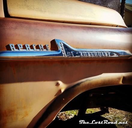 1958 Chevy Apache 31