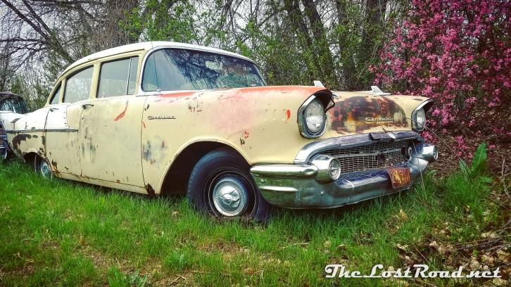Springtime Chevy