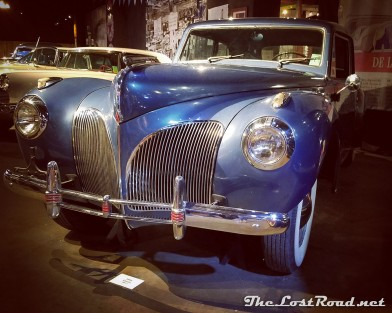 1941 Lincoln Continental Mark I