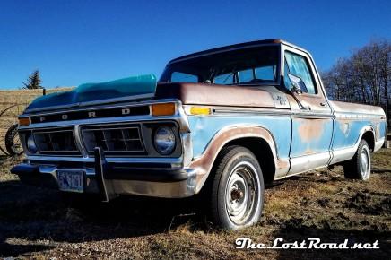 1977 Ford F150 Ranger XLT