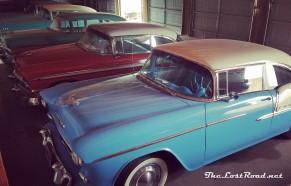 1956 Chevrolets