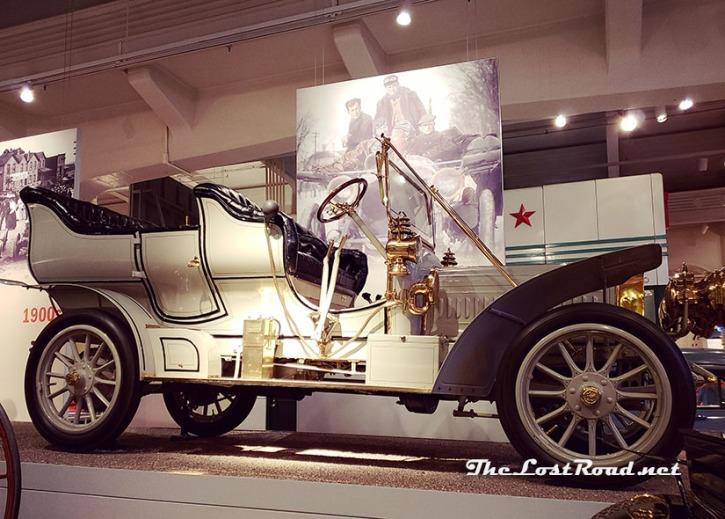 1906 Thomas Flyer Touring Car