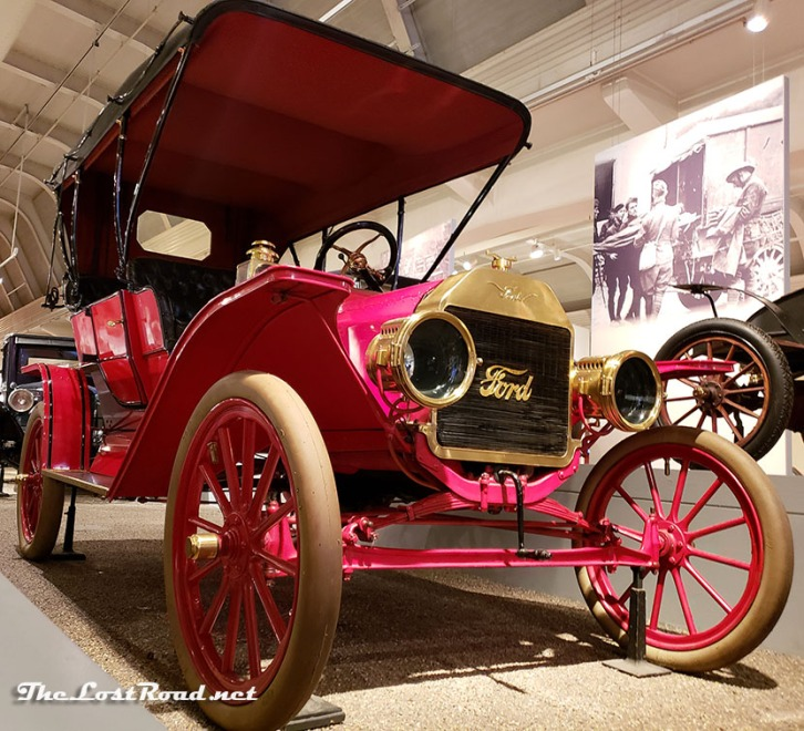 1909 Ford Model T Touring car