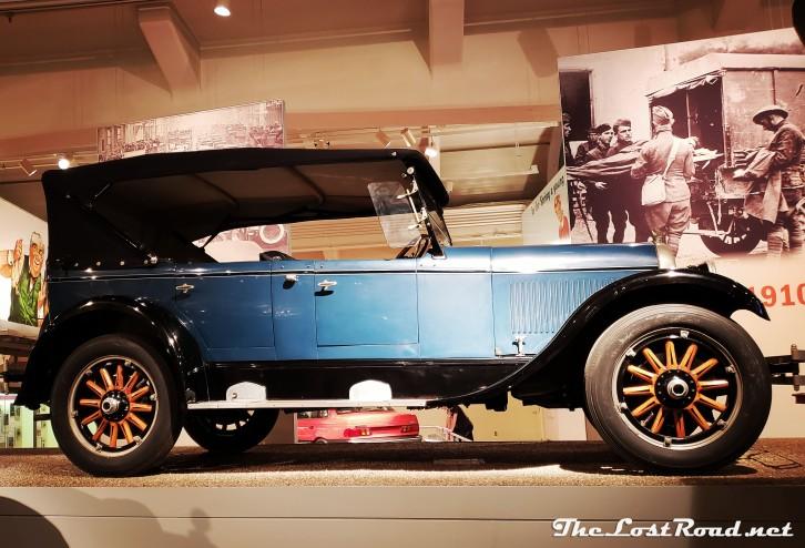 1924 Chrysler Touring Car