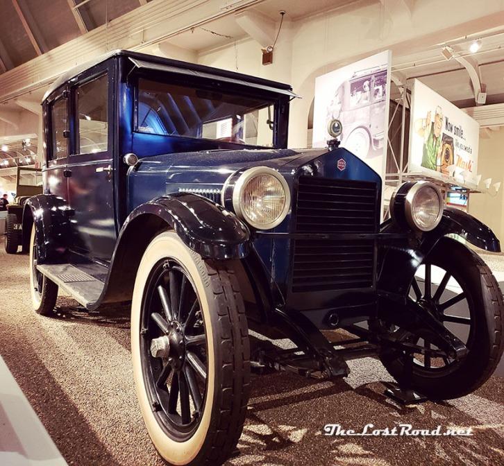 1924 Essex Coach Sedan