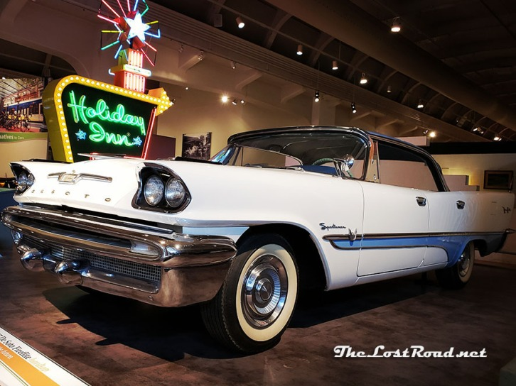 1957 DeSoto Firefllite Sportsman at the Henry Ford