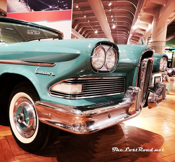 1958 Edsel Citation at the Henry Ford