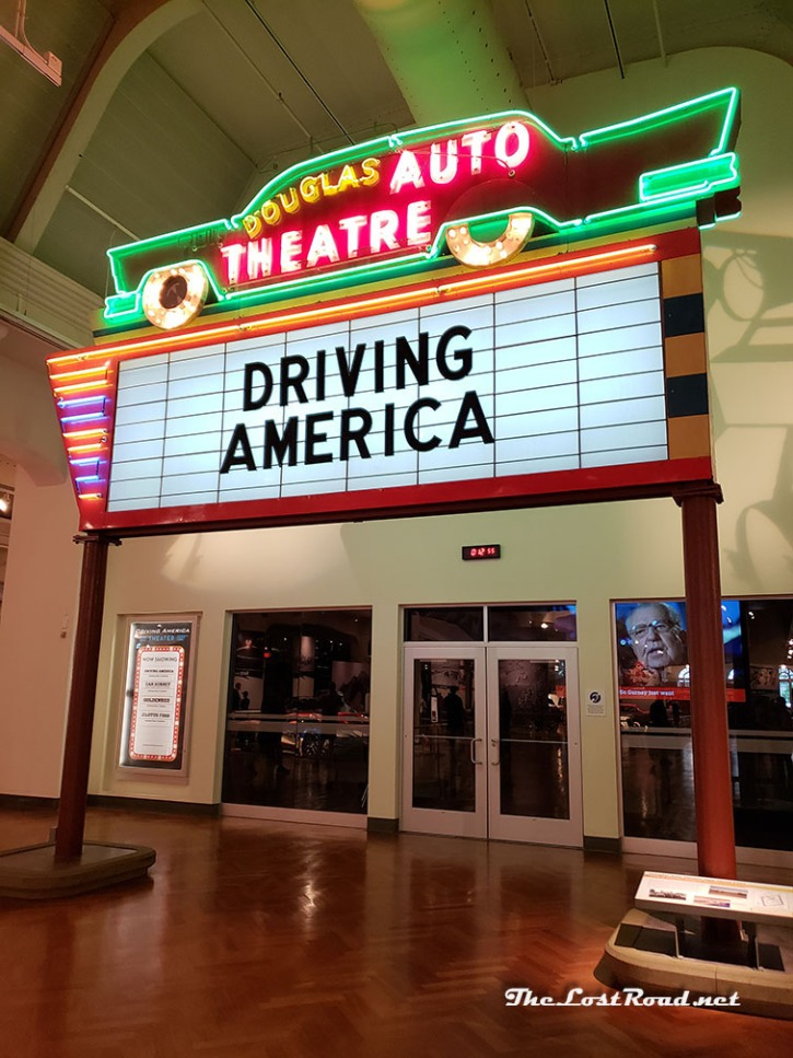 Douglas Auto Theater at the Henry Ford