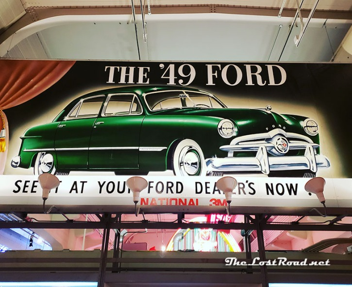 Ford Advertisement, The Henry Ford