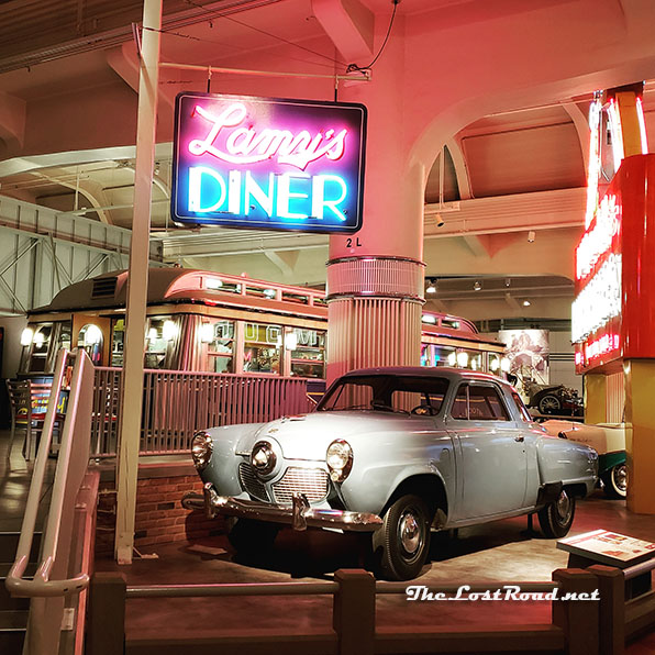 Lamy's Diner, The Henry Ford