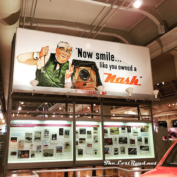 Nash Advertising, The Henry Ford