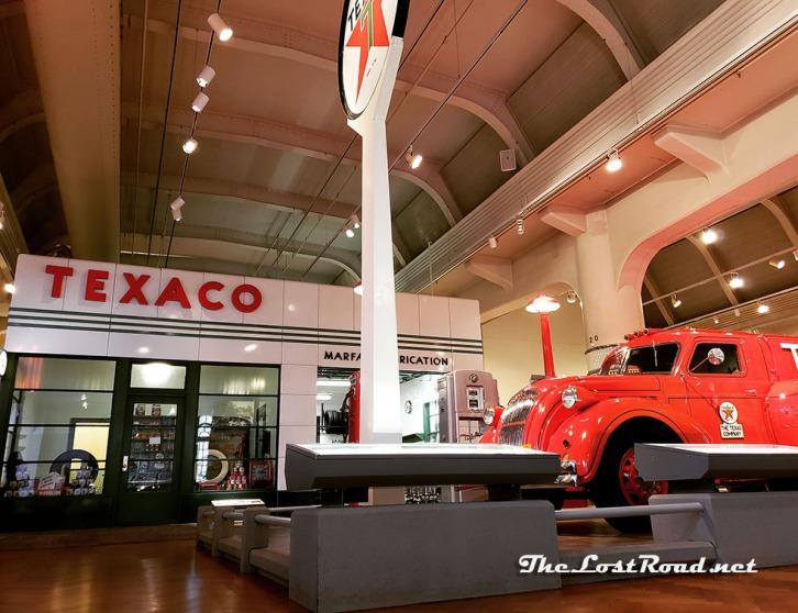 Texaco Station at The Henry Ford