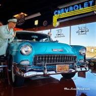 1957 Chevy BelAir at Spomer Classics